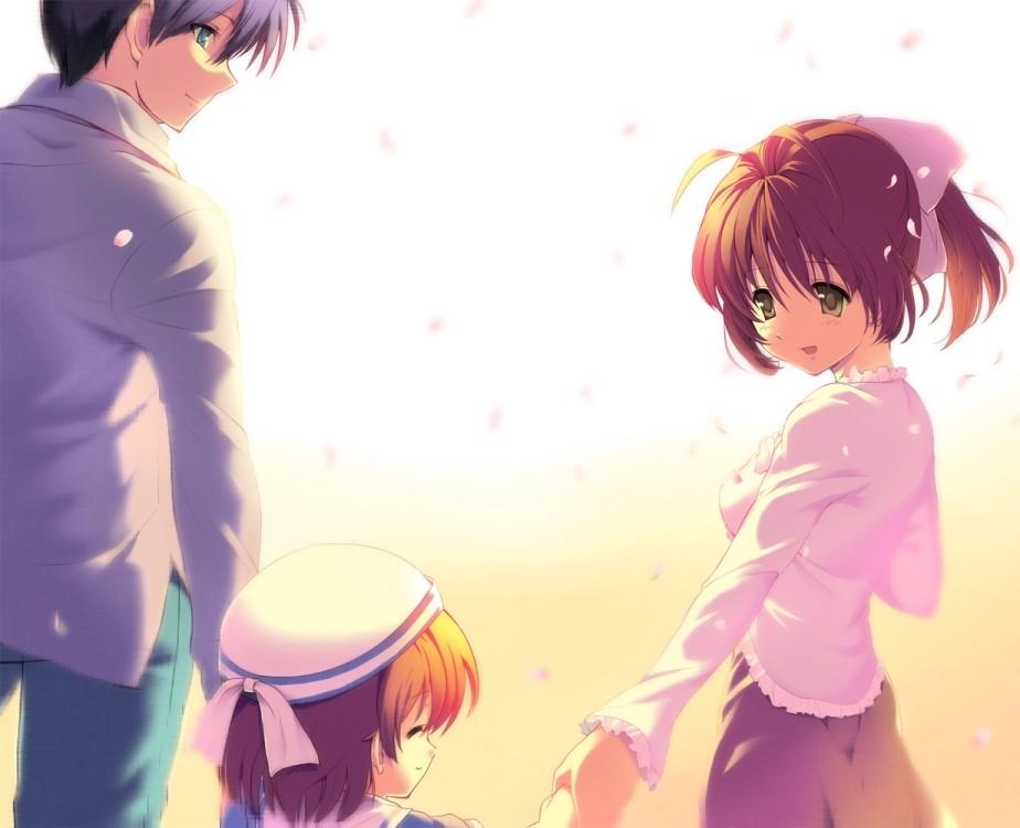 Okazaki Tomoya for Best AnimeGuy