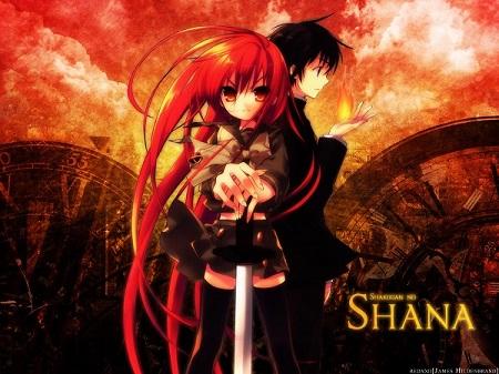 Shakugan no Shana – The Real Burning FightingFighter?