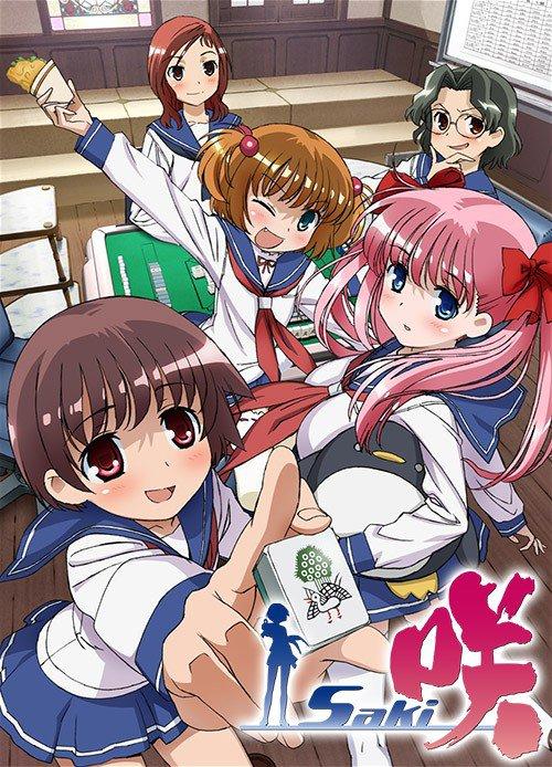 Saki – Anime SeriesReview