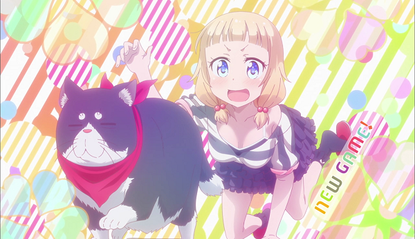 New Game! Episode 8 Review