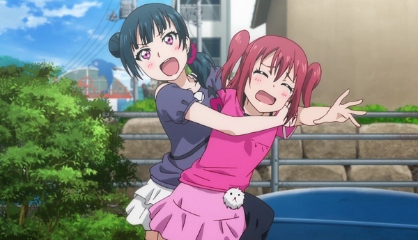Yoshiko is... dangerous!