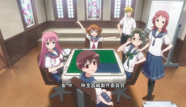 Saki Zenkoku-Hen – Anime SeriesReview
