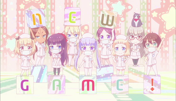 New Game! Episode 9 Review