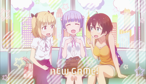 New Game! Episode 11 Review