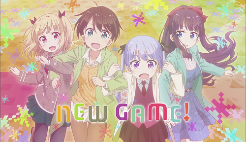 New Game! Episode 12 Review