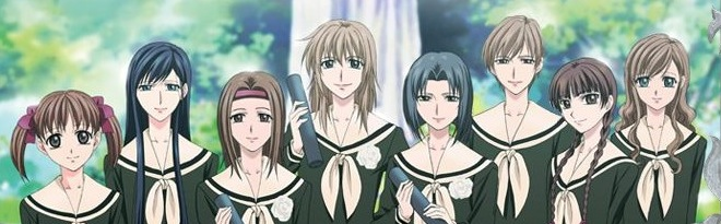 Maria Sama Ga Miteru Haru Anime Series Review The Lily Garden