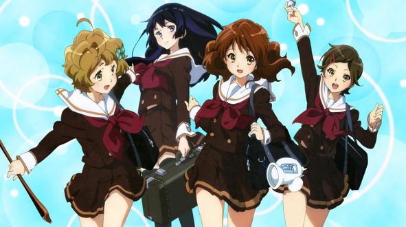 Hibike! Euphonium – Anime Series Review