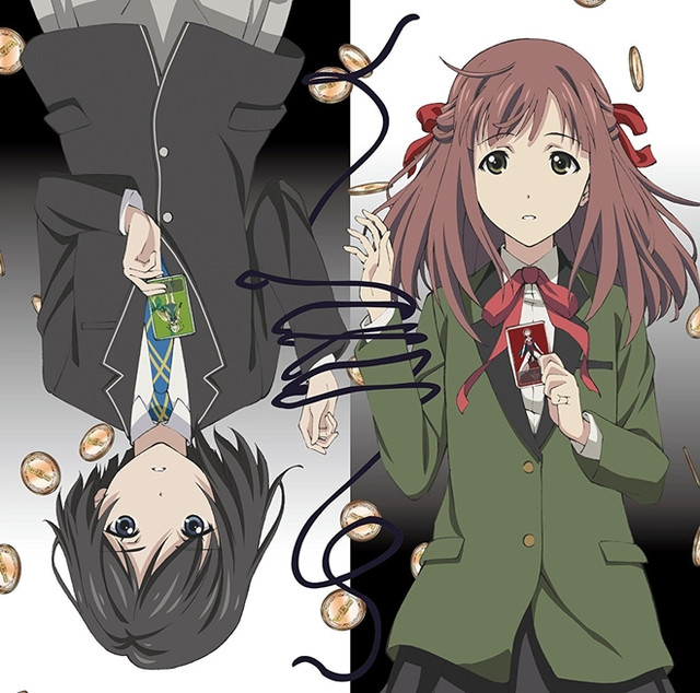 Lostorage Incited WIXOSS – Anime SeriesReview