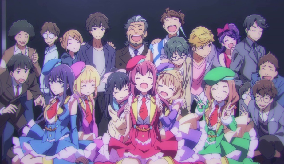 "Girlish Number Episode 12 Review – ""Karasuma Chitose and…"""