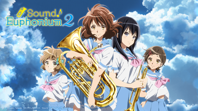 Hibike! Euphonium 2 – Anime Series Review