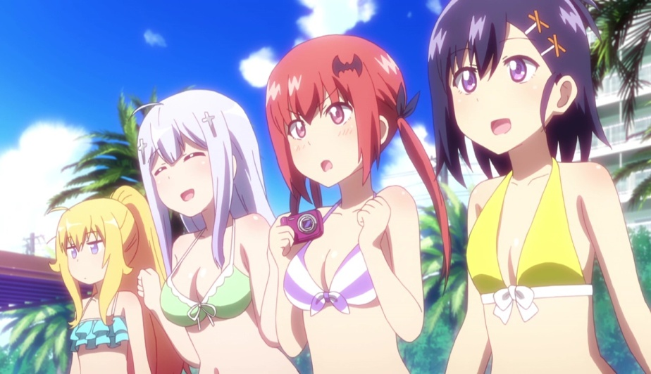"Gabriel DropOut Episode 4 Review – ""Summer Vacation,Ho!"""