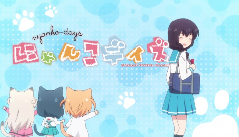 """Nyanko Days Episode 7 Review – """"The Cats'Day"""""""