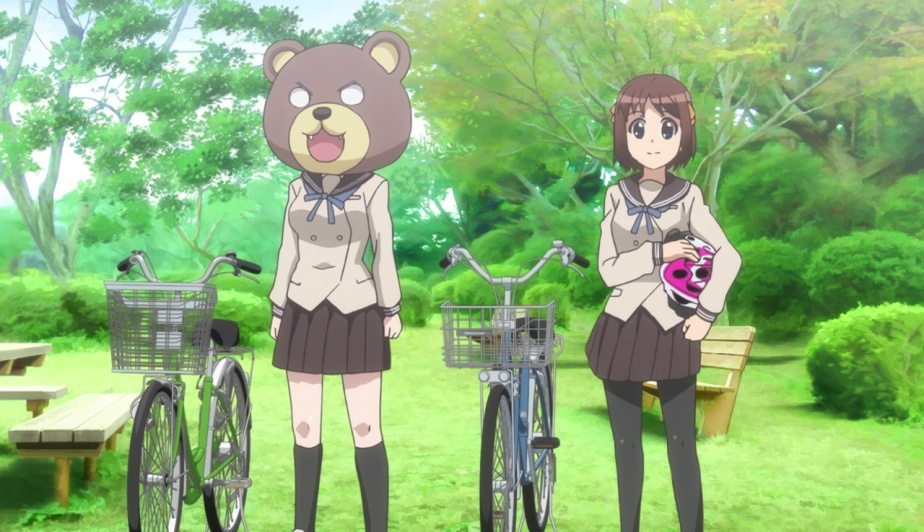"Minami Kamakura High School Girls Cycling Club Episode 9 Review – ""A Challenge from Mr. Bear!"""