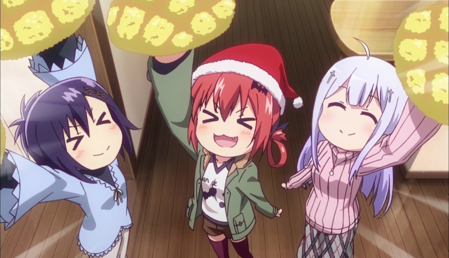 "Gabriel DropOut Episode 9 Review – ""Christmas and New Year's Eve Surprise"""