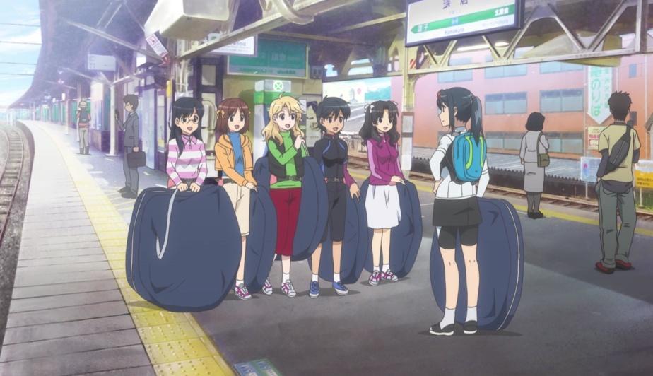 "Minami Kamakura Koukou Joshi Jitensha-bu Episode 10 Review – ""Let's Go On aTrip!"""