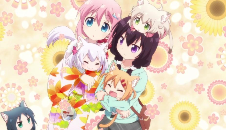 Nyanko Days – Anime SeriesReview