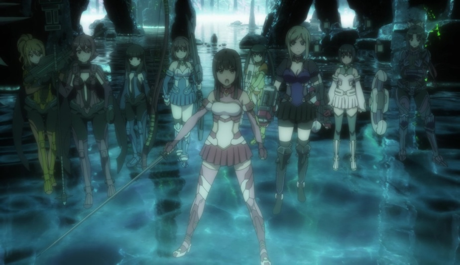 """Schoolgirl Strikers: Animation Channel Episode 13 Review – """"""""Final Battle! Fifth ForceForever"""""""