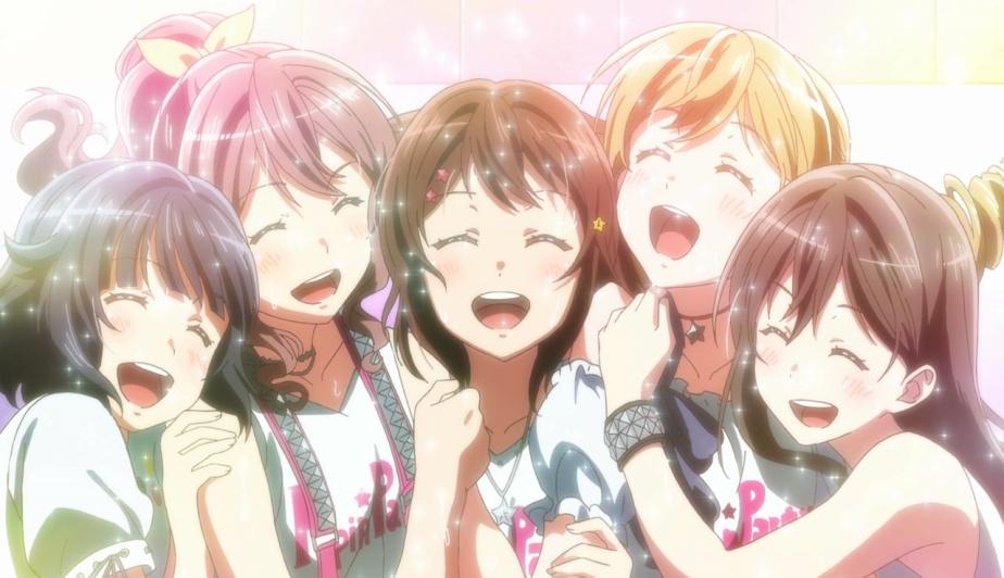 BanG Dream! – Anime SeriesReview