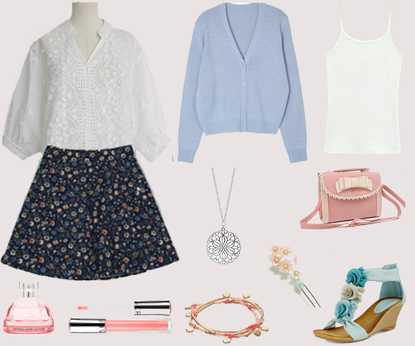 Fashion Friday Feature – Spring and Night StyleBoards