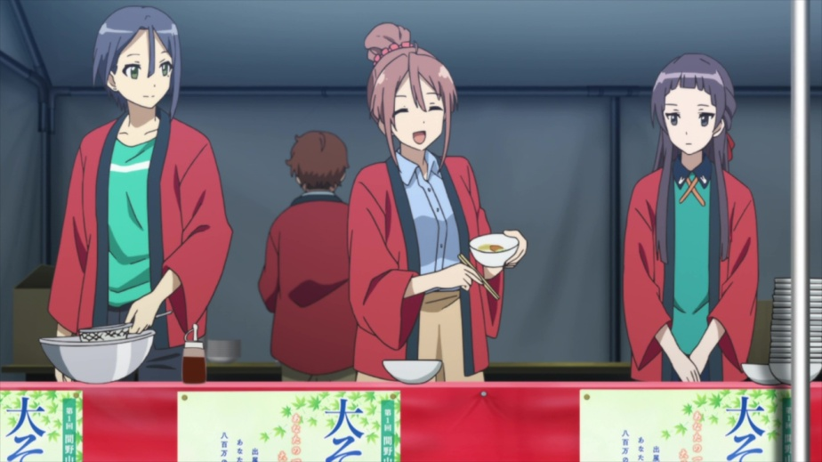 """Sakura Quest Episode 9 Review – """"The Lady'sScales"""""""