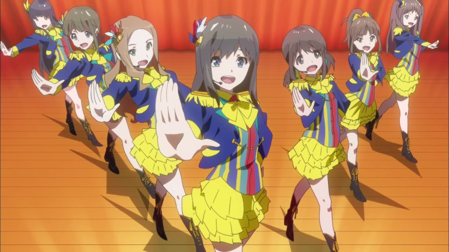 Wake Up, Girls! – Anime Series Review