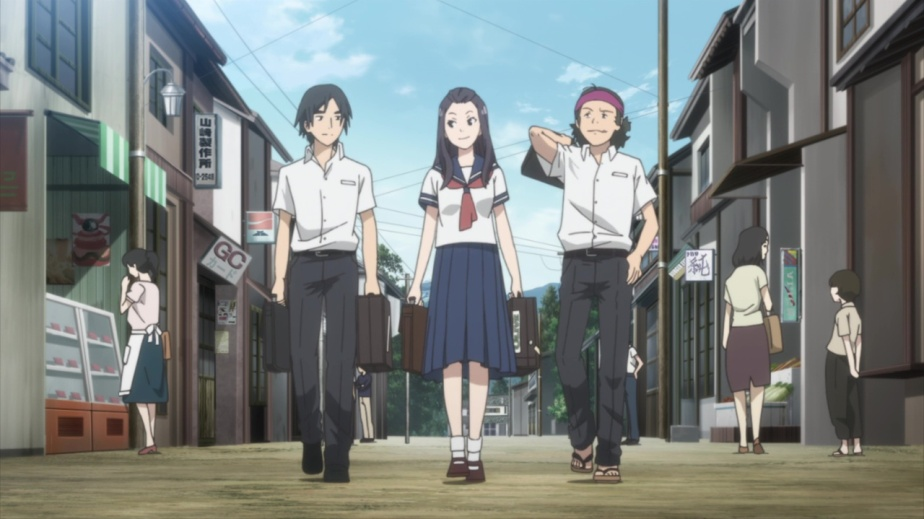 "Sakura Quest Episode 16 Review – ""The Harlequin on the Pond"""