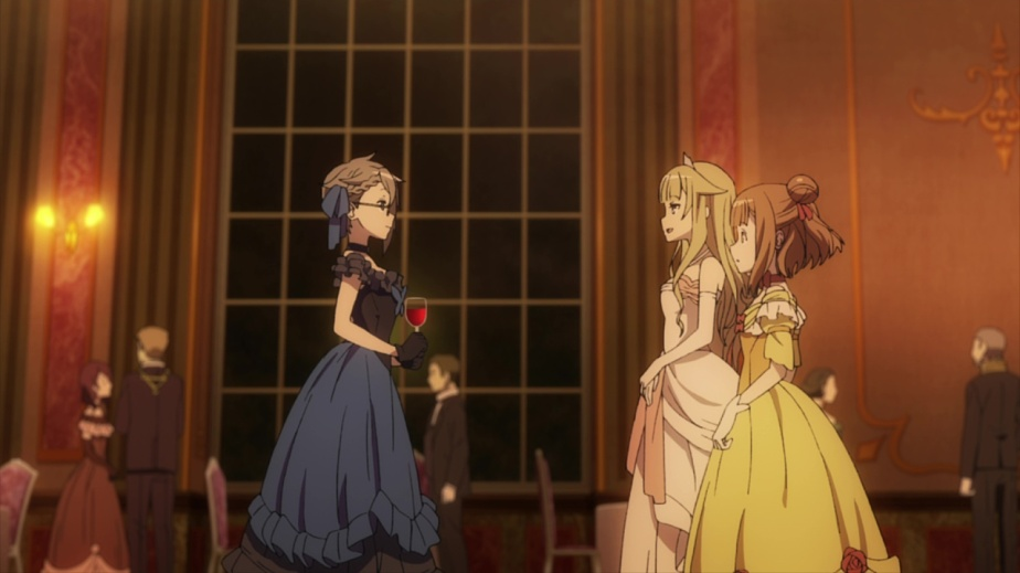 A Secret Relationship In Princess Principal Up To Date With Episode 11 Anime