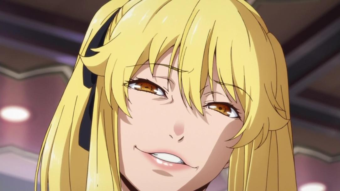 "Kakegurui Episode 1 Review – ""A Woman Named Jabami Yumeko ..."