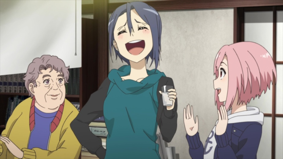 "Sakura Quest Episode 18 Review – ""Minerva's Saké Saucer"""
