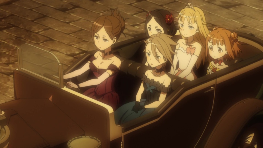 Princess Principal – Anime Series Review