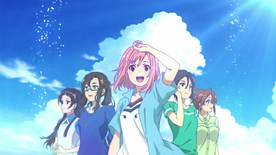 Sakura Quest – Anime Series Review