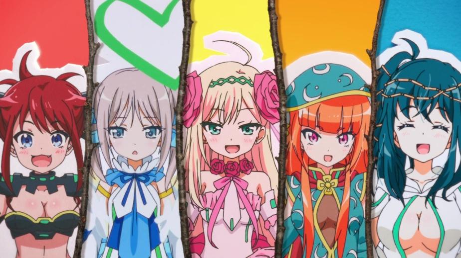 Hina Logi: From Luck & Logic – Anime SeriesReview