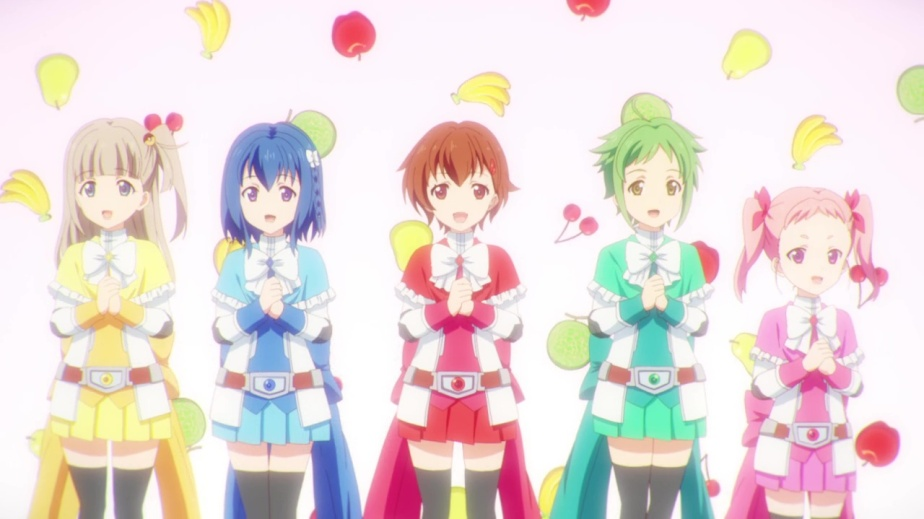 Action Heroine Cheer Fruits – Anime Series Review