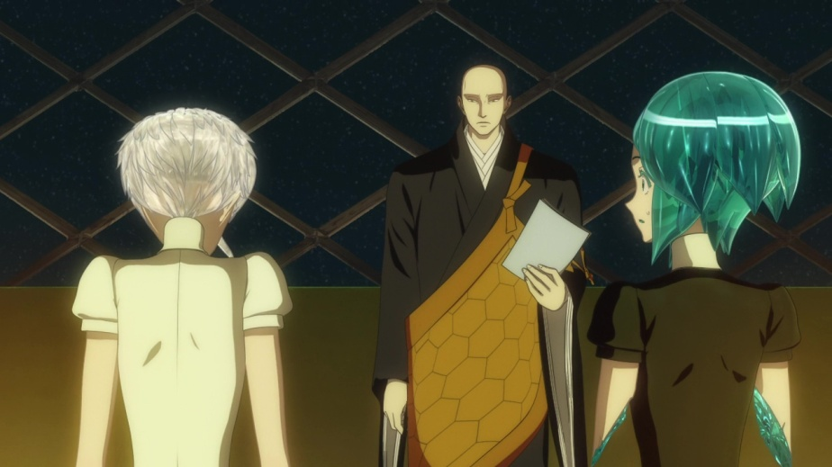 Religious/Spiritual Undertones in Houseki no Kuni