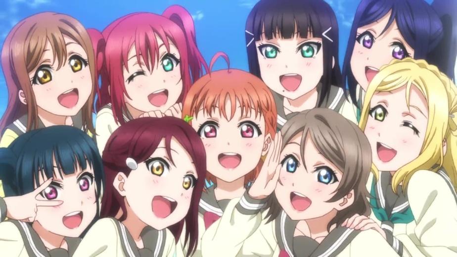 Love Live! Sunshine!! 2nd Season – Anime SeriesReview