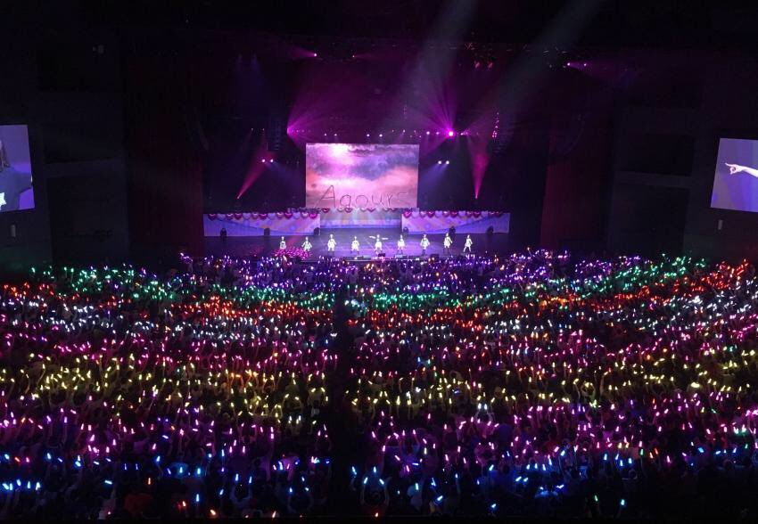 Anisong World Matsuri –  LOVE LIVE! SUNSHINE!! Aqours World Love Live! in LA ~Beyond the Pacific~ – Unofficial Event Report