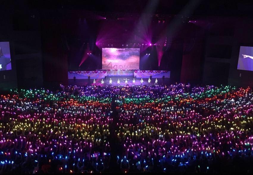Anisong World Matsuri –  LOVE LIVE! SUNSHINE!! Aqours World Love Live! in LA ~Beyond the Pacific~ – Unofficial EventReport
