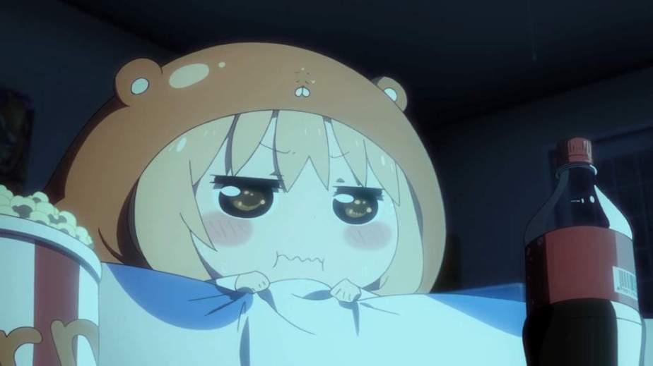 Watching Anime Bingo