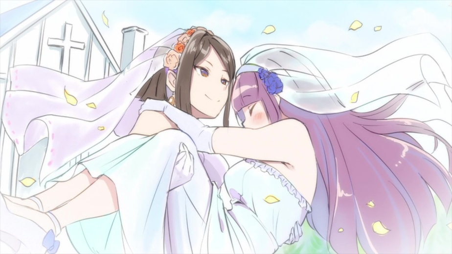 Top Five Yuri Moments from Fall 2018