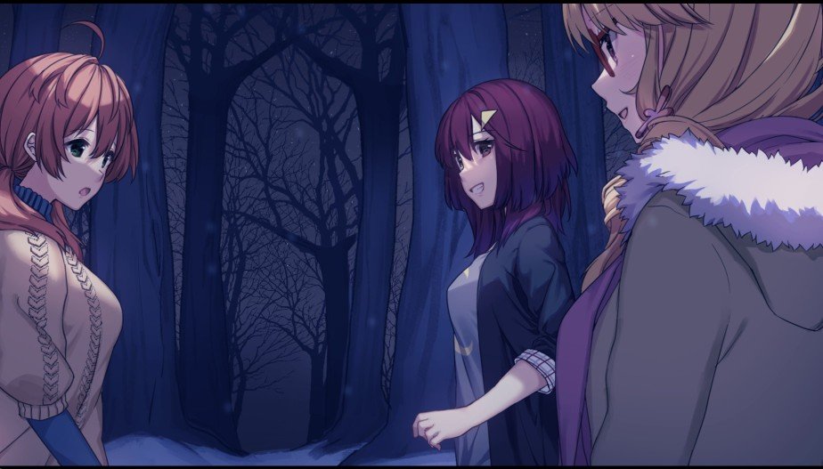 Heart of the Woods – Visual Novel Review