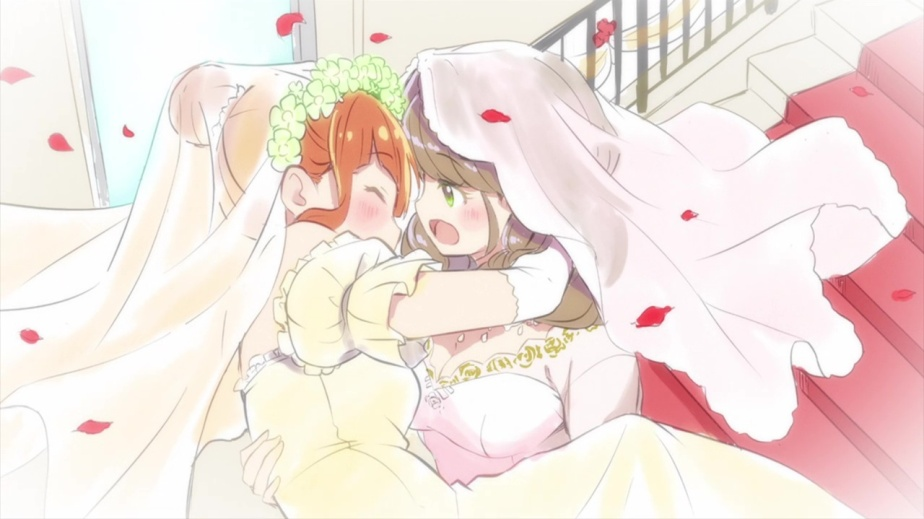 Same-Sex Marriage as Portrayed in Manga and Anime